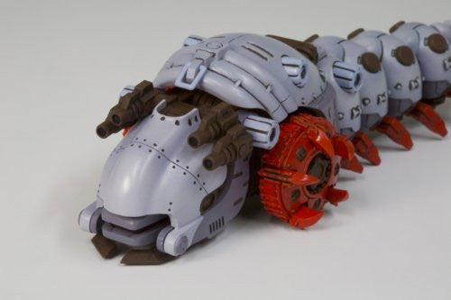 Image 5 for Zoids - EMZ-15 Molga - Highend Master Model - 1/72 - with Canory Unit (Kotobukiya)
