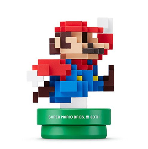 Image 1 for Super Mario Brothers - Mario - Amiibo - Amiibo Super Mario Bros. 30th Series - Modern Colour (Nintendo)