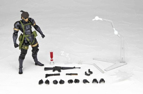 Image 8 for Metal Gear Solid Peace Walker - Naked Snake - Revoltech #131 (Kaiyodo)