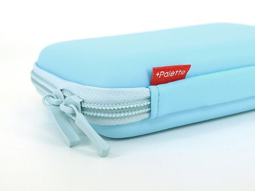 Image 5 for Palette Semi Hard Pouch for 3DS (Sky Blue)