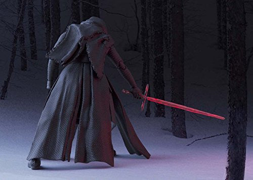 Image 2 for Star Wars - Star Wars: The Force Awakens - Kylo Ren - S.H.Figuarts (Bandai)