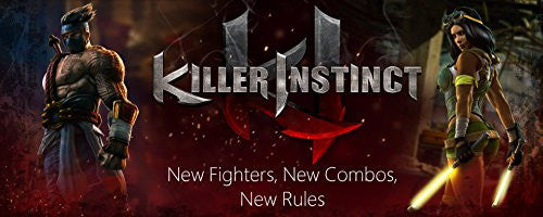Image 6 for Killer Instinct [Combo Breaker Pack]
