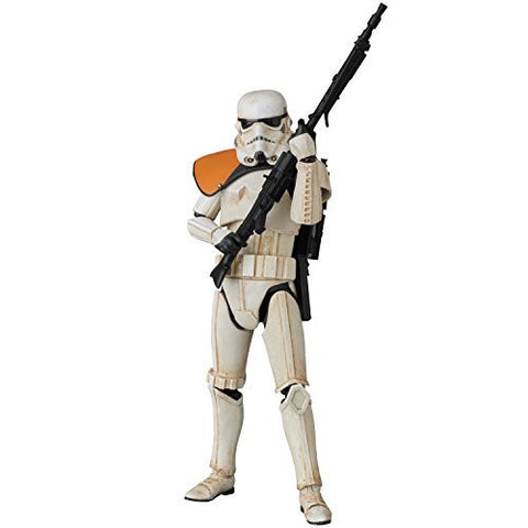 Image for Star Wars - Sandtrooper - Mafex No.040 (Medicom Toy)