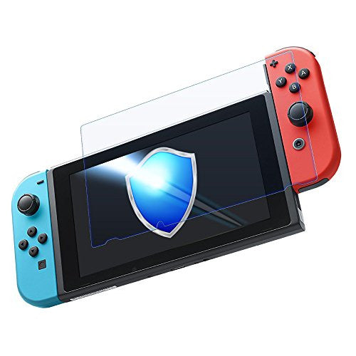 Nintendo Switch - Glass Screen Guard - Blue Light Cut