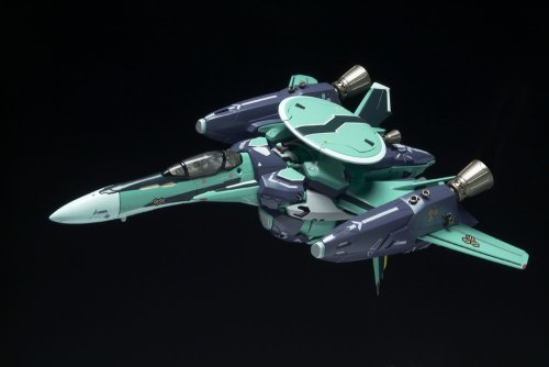 Image 4 for Macross Frontier - RVF-25 Super Messiah Valkyrie (Luca Angelloni Custom) - DX Chogokin - 1/60 (Bandai)