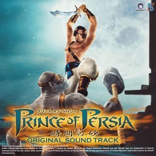 Image for Prince of Persia The Sands of Time Original Sound Track