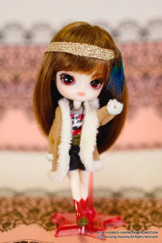 Image 4 for Hirako Risa - Pullip (Line) - Dal - Docolla - 1/9 - Vintage Rock Girl Vers. (Groove)