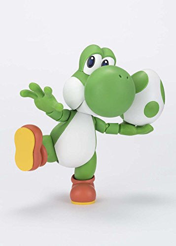 Image 3 for Super Mario Brothers - Yoshi - S.H.Figuarts (Bandai)