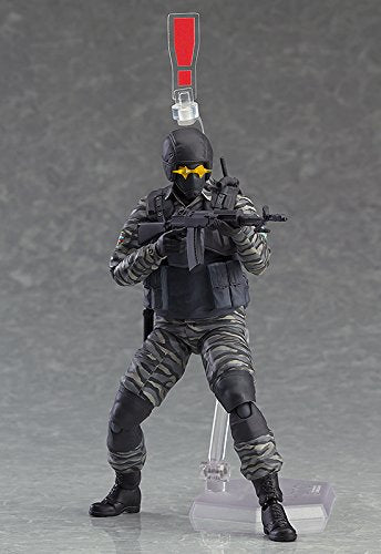 Image 5 for Metal Gear Solid 2: Sons of Liberty - Figma #298 - Gurlukovich Army Soldiers (Max Factory)