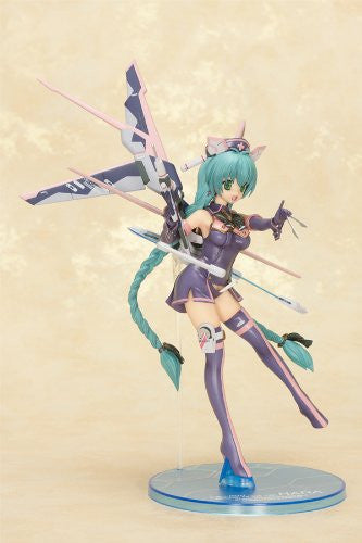 Image 3 for Original Character - Sukumizu Mecha Nurse Shoujo Nana - 1/8 - Dark Mint Berry ver. (Orchid Seed)