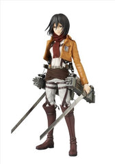 Shingeki no Kyojin - Mikasa Ackerman - Real Action Heroes #648 - 1/6 (Medicom Toy)