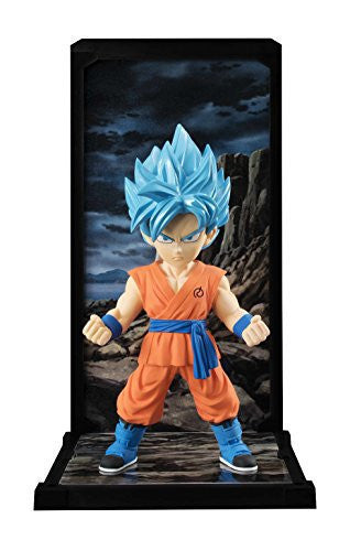 Image 1 for Dragon Ball Super - Son Goku SSJ God SS - Tamashii Buddies (Bandai)