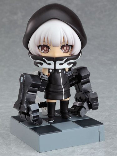 Image 2 for Black ★ Rock Shooter - Strength - Nendoroid - 166 (Good Smile Company)