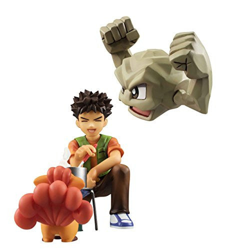 Image 2 for Pocket Monsters - Ishitsubute - Rokon - Takeshi - G.E.M. (MegaHouse)