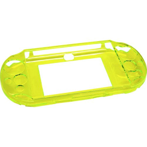 Image 4 for Protect Case for PlayStation Vita (Clear Lime Green)