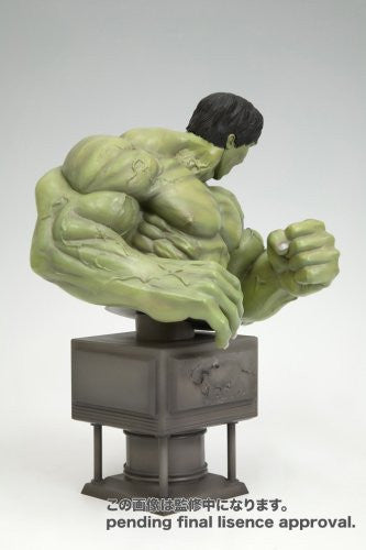 Image 5 for The Incredible Hulk Movie - Hulk - Fine Art Bust - Movie Ver. (Kotobukiya)