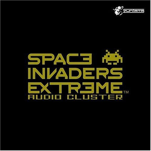 Image for SPACE INVADERS EXTREME -AUDIO CLUSTER-