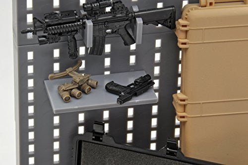 Image 8 for 1inch - Little Armory LD002 - Gun Rack A - 1/12 (Tomytec)