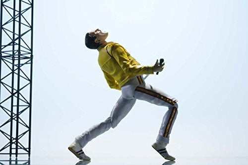 Image 2 for Queen - Freddie Mercury - S.H.Figuarts - Live at Wembley Stadium (Bandai)