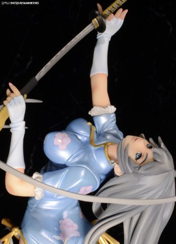 Image 6 for Ikki Tousen - Chouun Shiryuu - 1/7 - China Dragon Dress Blue ver. (BEAT)