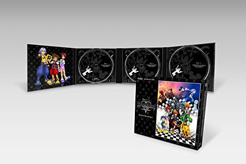 Image 2 for KINGDOM HEARTS -HD 1.5 ReMIX- Original Soundtrack
