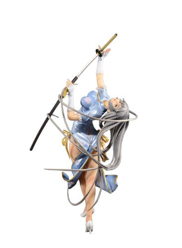 Image 1 for Ikki Tousen - Chouun Shiryuu - 1/7 - China Dragon Dress Blue ver. (BEAT)