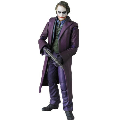Image 1 for The Dark Knight - Joker - Mafex #5 (Medicom Toy)