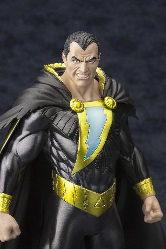 Image 12 for DC Universe - Justice League - Black Adam - DC Comics New 52 ARTFX+ - 1/10 (Kotobukiya)
