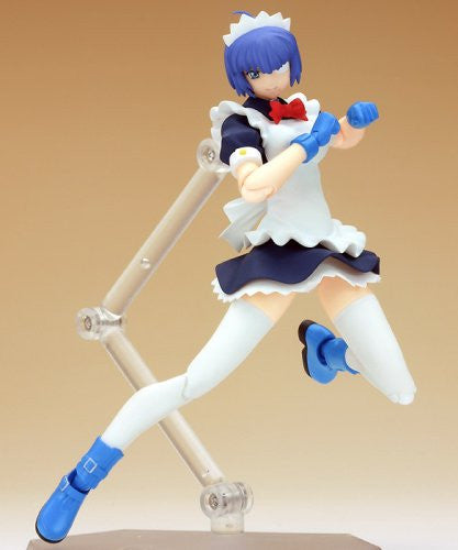 Image 2 for Ikki Tousen Great Guardians - Ryomou Shimei - Figma #024 (Max Factory)