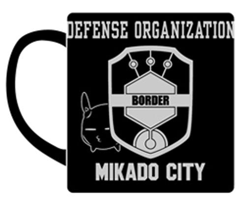 World Trigger - Replica - Mug - Border (Cospa)