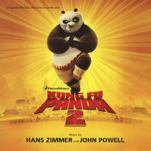 Image 1 for KUNG FU PANDA 2 Music From The Motion Picture