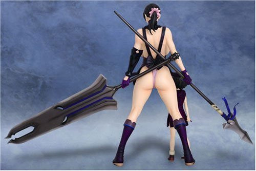 Image 5 for Queen's Blade - Cattleya - Rana - R-Line - 1/7 - Blue Violet ver. (Griffon Enterprises)