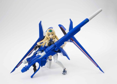 Image 3 for IS: Infinite Stratos - Cecilia Alcott - A.G.P. - Blue Tears X Strike Gunner (Bandai)