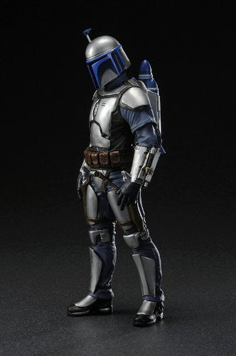 Image 4 for Star Wars - Jango Fett - ARTFX+ - 1/10 - Attack of the Clones (Kotobukiya)