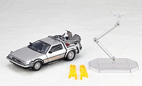 Image 6 for Back to the Future Part II - DeLorean Time Machine - Figure Complex Movie Revo No.001 - Revoltech (Kaiyodo)