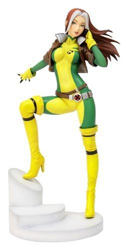 Image 1 for X-Men - Rogue - Bishoujo Statue - Marvel x Bishoujo - 1/8 (Kotobukiya)