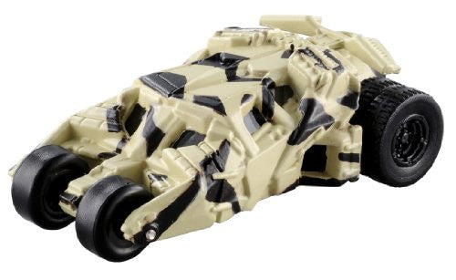 Image 1 for Batman - Batmobile - Dream Tomica - Camouflage, Batmobile 4th, Tumbler (Takara Tomy)