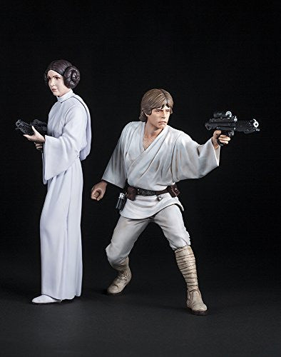 Image 2 for Star Wars - Luke Skywalker - Star Wars Episode IV: A New Hope ARTFX + - 1/10 (Kotobukiya)