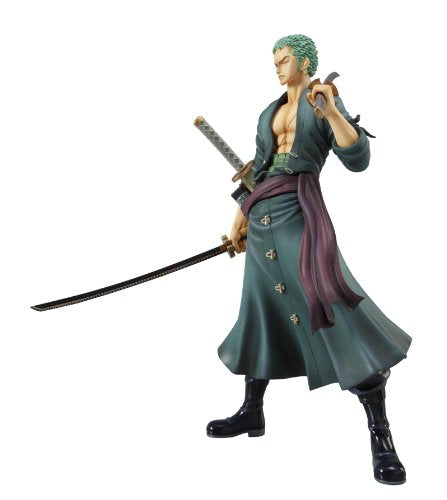 "Image 11 for One Piece - Roronoa Zoro - Excellent Model - Portrait Of Pirates ""Sailing Again"" - 1/8 - Timeskip ver. (MegaHouse)"