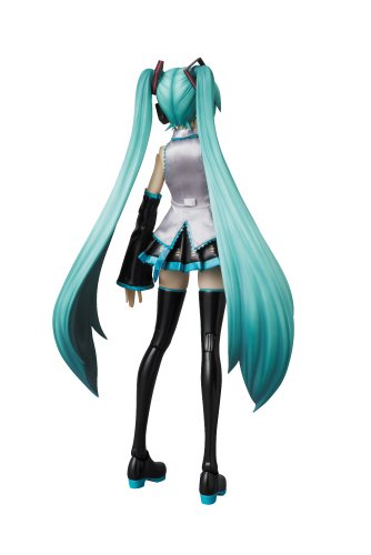 Image 4 for Vocaloid - Hatsune Miku - Real Action Heroes #632 - 1/6 - -Project DIVA- F ver. (Good Smile Company, Medicom Toy, SEGA)