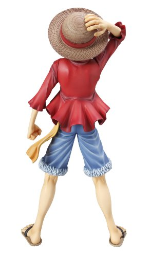 "Image 9 for One Piece - Monkey D. Luffy - Portrait Of Pirates ""Sailing Again"" - Excellent Model - 1/8 - Timeskip (MegaHouse)"