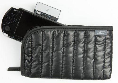 Image 2 for PSP Quilt Pouch (Black)
