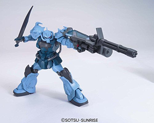 Image 1 for Kidou Senshi Gundam: Dai 08 MS Shotai - MS-07B-3 Gouf Custom - HGUC #117 - 1/144 (Bandai)