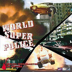 Image for World Super Police Original Audio Collection