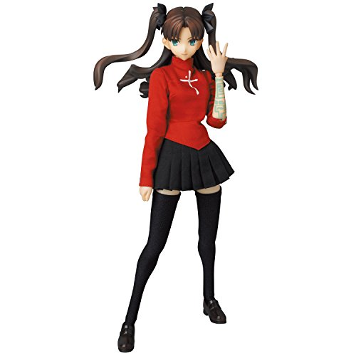 Image 4 for Fate/Stay Night - Tohsaka Rin - Real Action Heroes #692 - 1/6 (Medicom Toy)