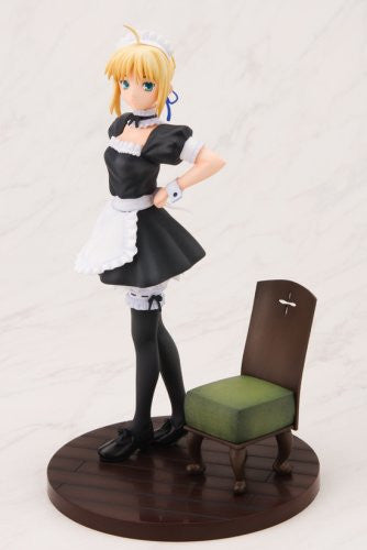 Fate/Hollow Ataraxia - Saber - 1/8 - Lovely Maid Ver. (Good Smile Company)
