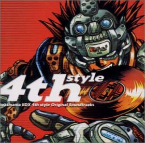 Image 1 for beatmania IIDX 4th style Original Soundtracks