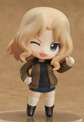 Image 5 for Girls und Panzer - Katyusha - Nendoroid Petit - Nendoroid Petit Girls und Panzer - Nendoroid Petite: Girls und Panzer - Other High Schools Ver. (Good Smile Company)