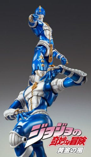 Image 2 for Jojo no Kimyou na Bouken - Vento Aureo - Sticky Fingers - Super Action Statue #32 (Medicos Entertainment)