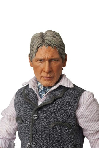 Image 4 for Cowboys & Aliens - Colonel Woodrow Dolarhyde - Real Action Heroes #562 - 1/6 (Medicom Toy)